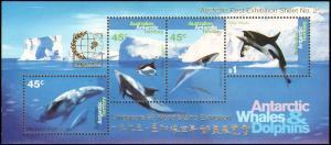 Australian Antarctic Territory #L97b NH