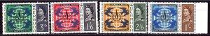 Bermuda. 1958. 207-10. Human rights. MLH.