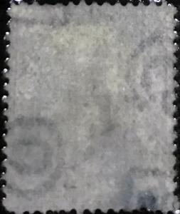 TURKS & CAICOS - 1904 - SG104a 2-1/2d greyish blue Wmk Marginal Letters - Used