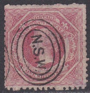 New South Wales Sc #42 Used; Mi #30