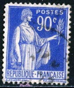 FRANCE #276 , USED - 1938 - FRAN224AFF8