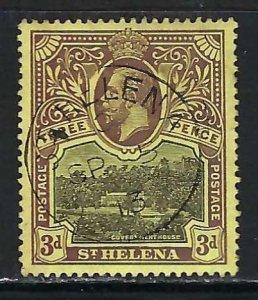 ST. HELENA 66 VFU Z5103