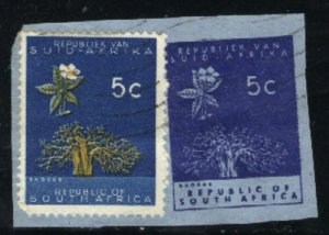 South Africa 260,imprint  used 1961 PD