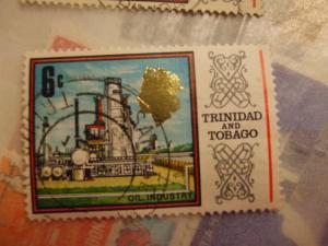 Trinidad & Tobago #147 used (reference 1/5/5/7)