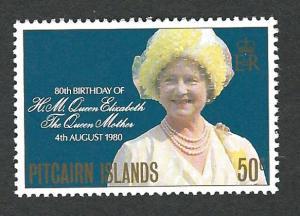 Pitcairn Island QEII  mnh sc 193