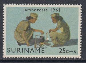 Suriname B84 MNH VF