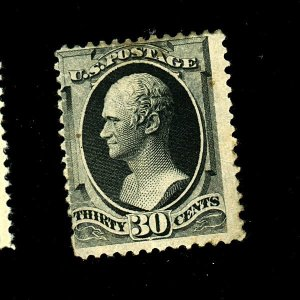 190 MINT Fine OG LH Thin Cat $850