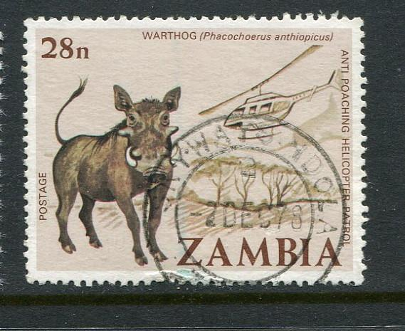 Zambia #186 - Penny Auction