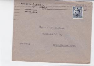 Spain early  stamps cover  R20304