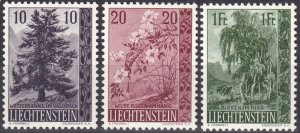 Liechtenstein #312-4 F-VF Unused  CV $7.05 (Z5175)