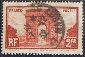 France, (1598-Т)