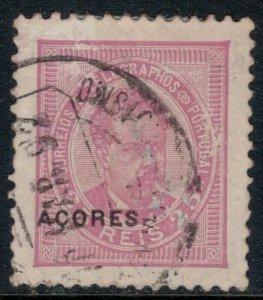 Azores #62  CV $3.00