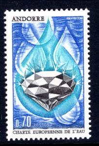 Andorra French 191 MNH VF
