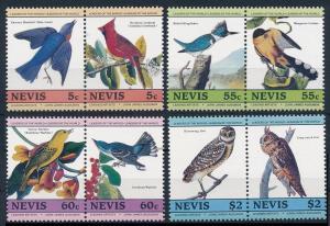 1985Nevis252-259PaarBirds7,00 €