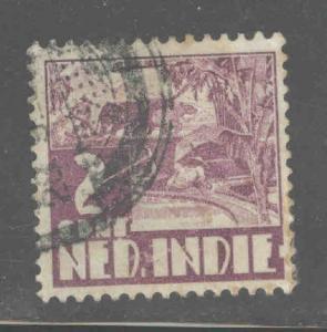 Netherlands Indies  Scott 165 used