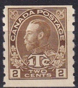 Canada #MR7a  F-VF  Unused  CV $200.00  (Z8047)