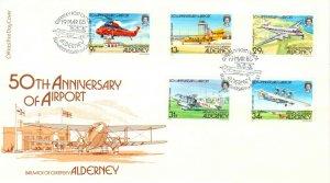 Alderney Scott 18-22 Unaddressed.