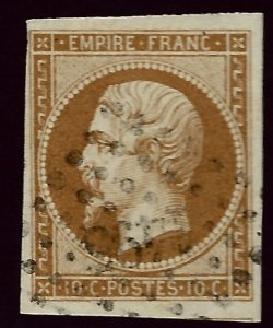 France #14c Used F-VF..Worth a close look!!