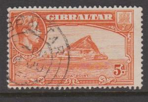 Gibraltar Sc#112 Used