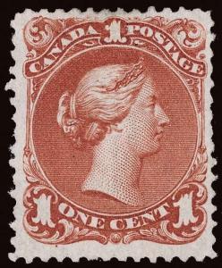 Canada Scott 22a Gibbons 55b Mint Stamp