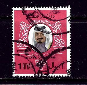 Qatar 551 Used 1979 issue
