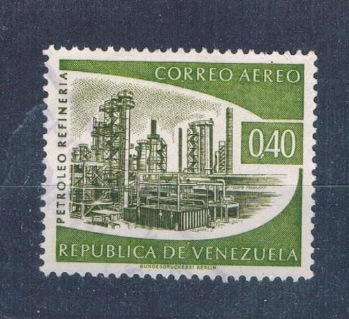 Venezuela #C742 Used Oil Refinery (V0485)
