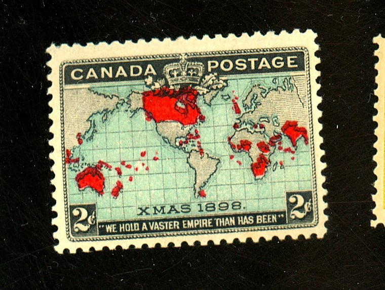 Canada #86 MINT F-VF OG LH Cat $ 40.00