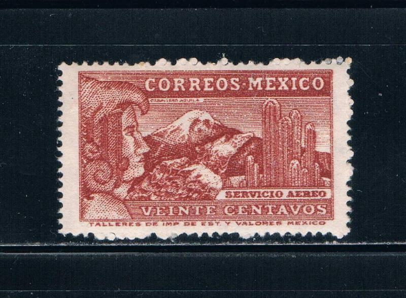Mexico C177A MLH Eagle Man  (M0218)