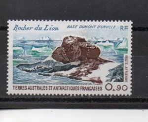 French Southern and Antarctic Territories C57 MNH