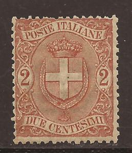 Italy  # 74   Mint