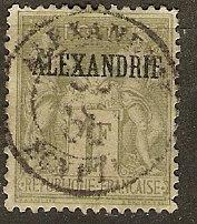 France Off Egypt Alexandria 13 SOTN VF SCV $21