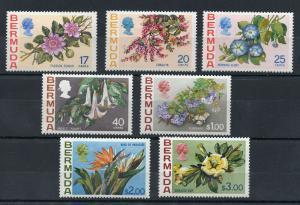 Bermuda - SG# 258a - 265a MH (7)  -   Lot 419_ 0416071