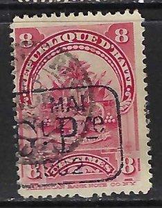 Haiti 76 VFU K795-1