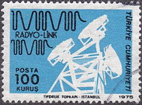 Turkey # 1999 used ~ 100k Radio Transmitter and Waves