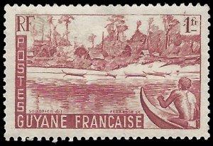 French Guiana 1947 #196 Mint H