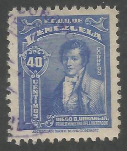 VENEZUELA 360 VFU L341-9