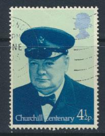 Great Britain SG 962  Used   - Churchill