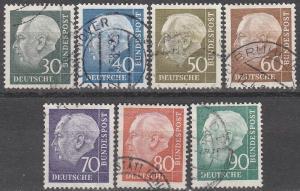 Germany #755-61 F-VF Used CV $4.95 (C7379)
