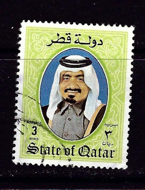 Qatar 657 Used 1984 Issue