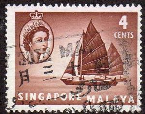 Singapore 30 - Used - Twa-kow