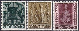 Liechtenstein #350-2  F-VF Unused  CV $6.80 (Z5182)