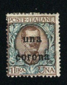 Italy-Dalmatia #1   Mint 1918 PD