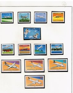UK STAMP Marshall Islands  MNH/OG STAMPS COLLECTION LOT  #4