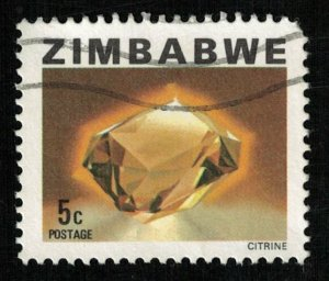 Citrine, 5 cents (T-6099)