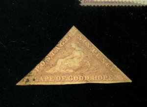 CAPE OF GOOD HOPE #5 USED F-VF Cat $300