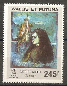 Wallis and Futuna Islands C144 1985 Nielly Painting NH