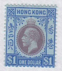 HONG KONG 120  MINT HINGED OG * NO FAULTS VERY  FINE !