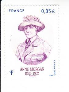 2017 France Anne Morgan (Philanthropist) (Scott 5194) MNH