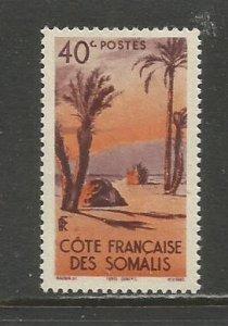 Somali Coast   #250  MNH  (1947)  c.v. $0.35