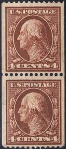 U.S. 350 Used VF PAIR (102418)